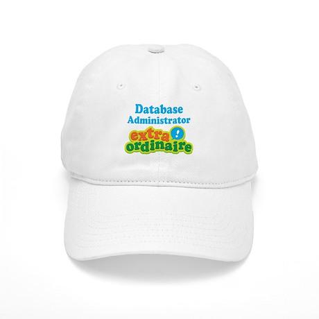 Database Administrator Extraordinaire Cap