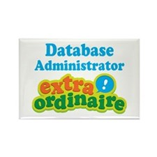 Database Administrator Extraordinaire Rectangle Ma