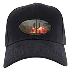 Desert Sunset Baseball Hat