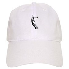 Tall Basketball Player Baseball Cap