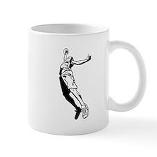 Tall Basketball Player Mug
