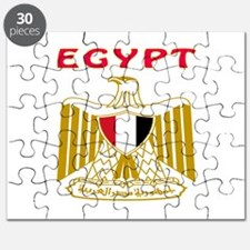 Egypt Coat of arms Puzzle