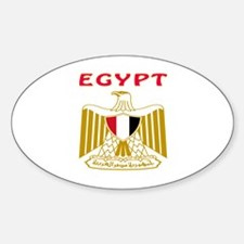 Egypt Coat of arms Decal