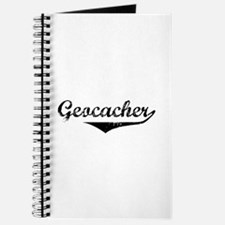 Geocacher in Script Journal