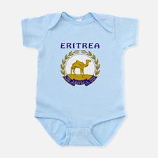 Eritrea Coat of arms Infant Bodysuit