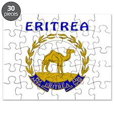 Eritrea Coat of arms Puzzle