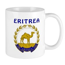 Eritrea Coat of arms Mug