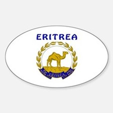 Eritrea Coat of arms Decal