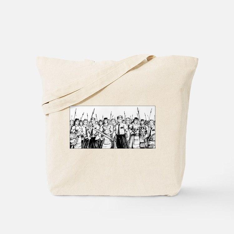 Stripling Warriors Tote Bag