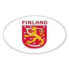 Finland Coat of arms Decal