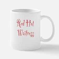 Red Hot Waitress Mug