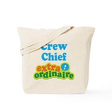 Crew Chief Extraordinaire Tote Bag