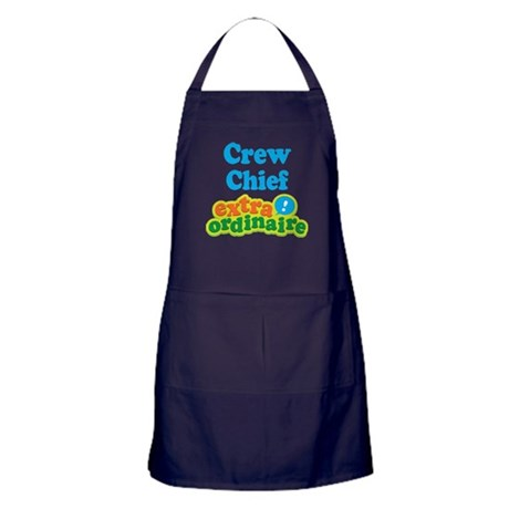 Crew Chief Extraordinaire Apron (dark)