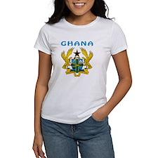 Ghana Coat of arms Tee