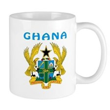 Ghana Coat of arms Mug