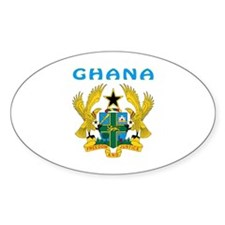 Ghana Coat of arms Decal