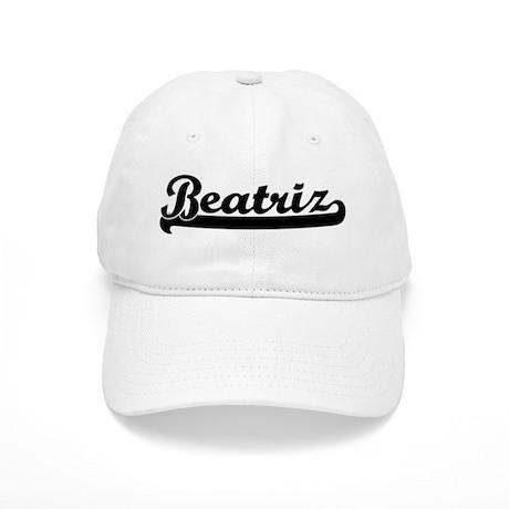 Black jersey: Beatriz Cap