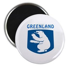 Greenland Coat of arms Magnet