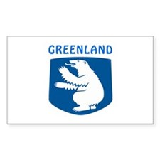 Greenland Coat of arms Decal