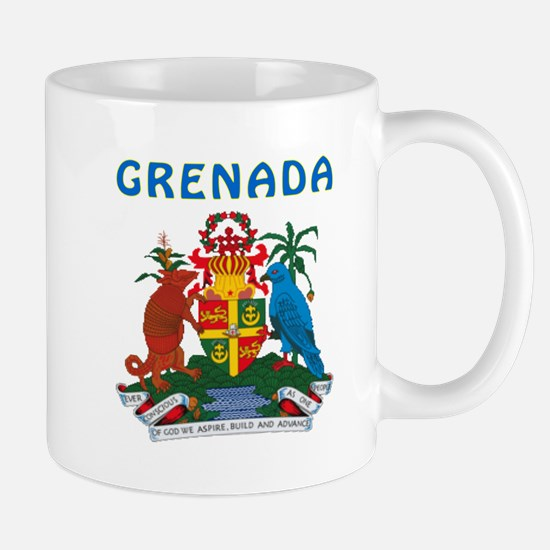 Grenada Coat of arms Mug