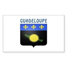 Guadeloupe Coat of arms Decal