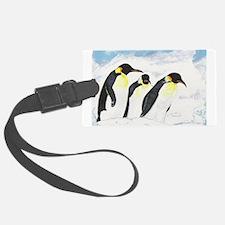 Penguins.jpg Luggage Tag