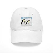 Penguins- God's Creatures Baseball Cap