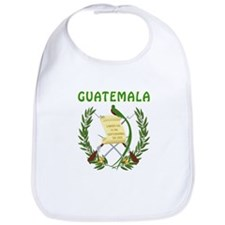 Guatemala Coat of arms Bib