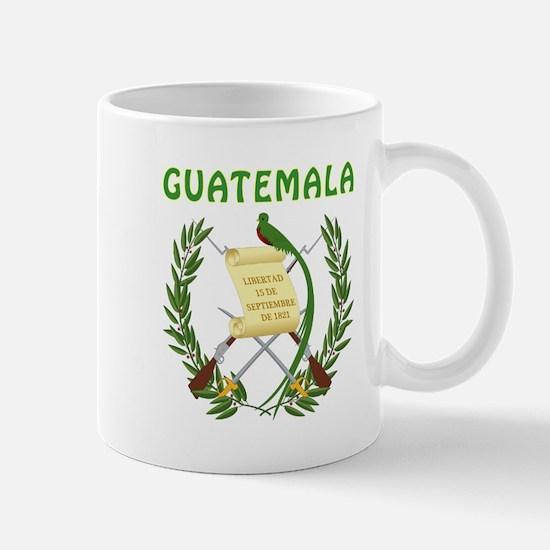 Guatemala Coat of arms Mug