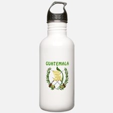 Guatemala Coat of arms Water Bottle
