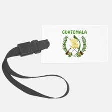Guatemala Coat of arms Luggage Tag