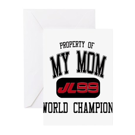 prop99mom Greeting Cards (Pk of 10)