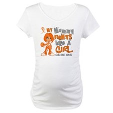 Fights Like a Girl 42.9 MS Shirt