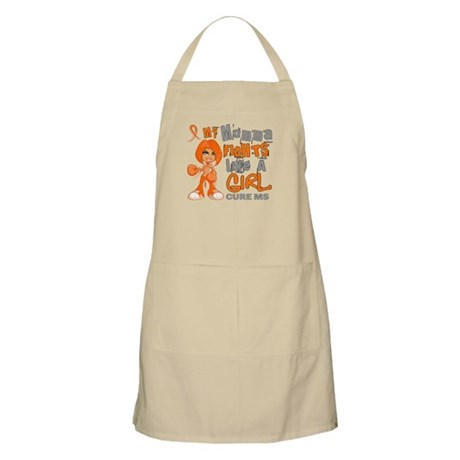 Fights Like a Girl 42.9 MS Apron