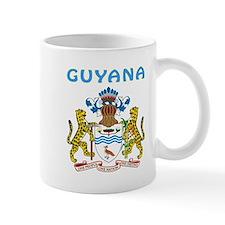 Guyana Coat of arms Mug
