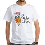 100th Day Of School gift White T-Shirt