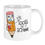 100th Day Of School gift Mug