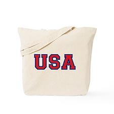 USA Logo Tote Bag