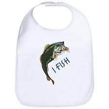 I Fish Bib