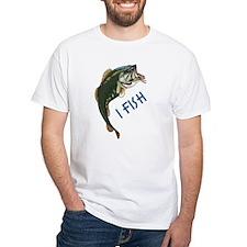 I Fish Shirt