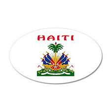 Haiti Coat of arms Wall Decal