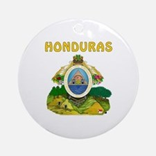 Honduras Coat of arms Ornament (Round)