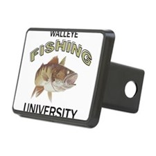 Walleye Fishing University Hitch Cover