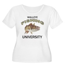 Walleye Fishing University T-Shirt