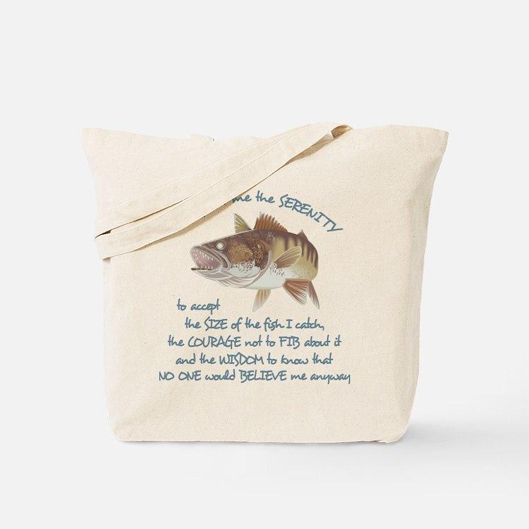 A Fishermans Prayer Tote Bag