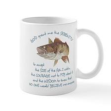 A Fishermans Prayer Mug