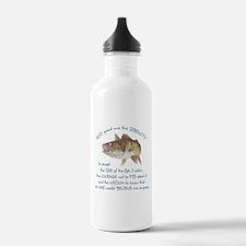 A Fishermans Prayer Water Bottle