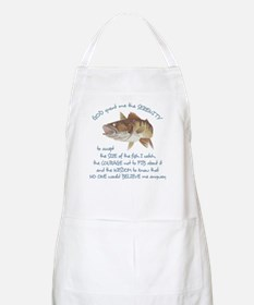 A Fishermans Prayer Apron