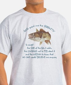A Fishermans Prayer T-Shirt