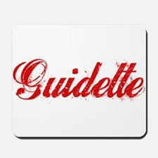Guidette Mousepad